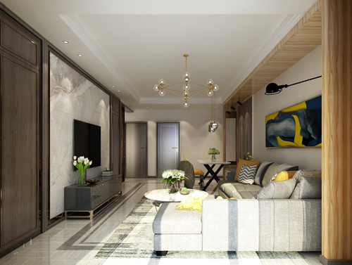 新中式家装